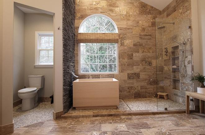 Những mẫu bồn tắm mini siêu yêu bất chấp phòng tắm nhà bạn nhỏ đến mấy - Ảnh 11.