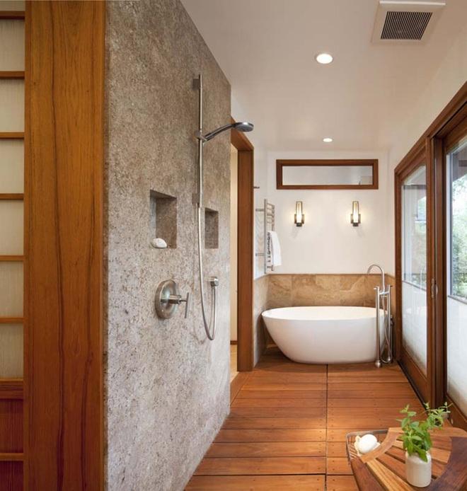Những mẫu bồn tắm mini siêu yêu bất chấp phòng tắm nhà bạn nhỏ đến mấy - Ảnh 12.