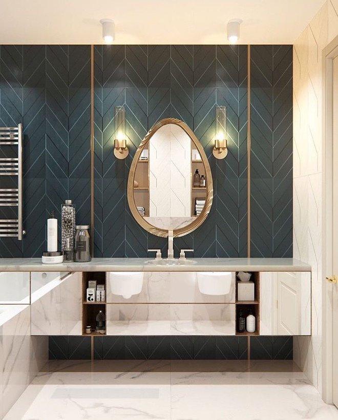 Gợi ý chọn gương hợp với phòng tắm gia đình giữa vô số mẫu gương đẹp  - Ảnh 7.