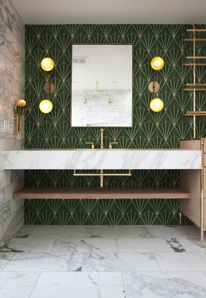 Gợi ý chọn gương hợp với phòng tắm gia đình giữa vô số mẫu gương đẹp  - Ảnh 8.
