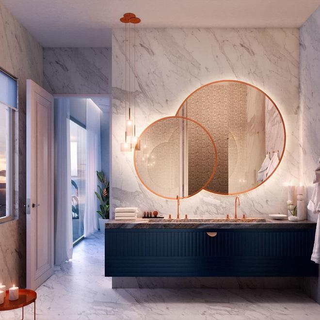 Gợi ý chọn gương hợp với phòng tắm gia đình giữa vô số mẫu gương đẹp  - Ảnh 10.