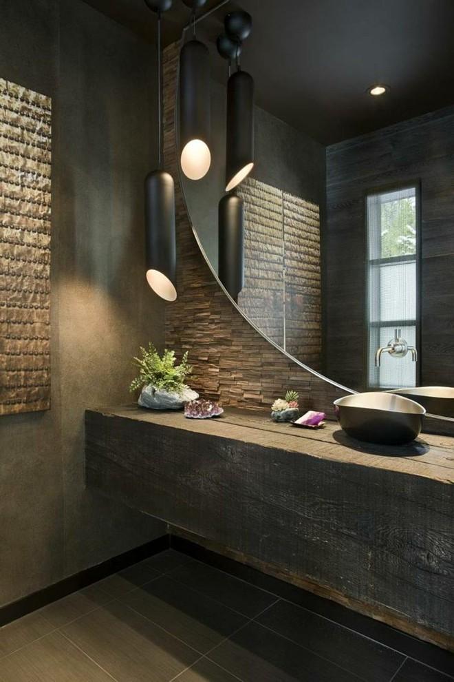 Gợi ý chọn gương hợp với phòng tắm gia đình giữa vô số mẫu gương đẹp  - Ảnh 13.