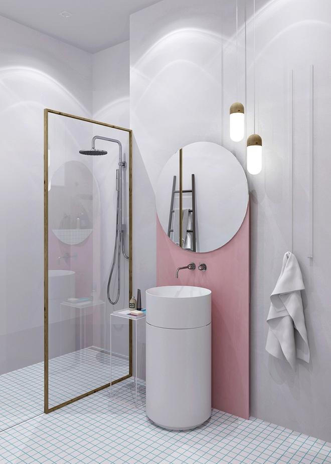 Gợi ý chọn gương hợp với phòng tắm gia đình giữa vô số mẫu gương đẹp  - Ảnh 15.