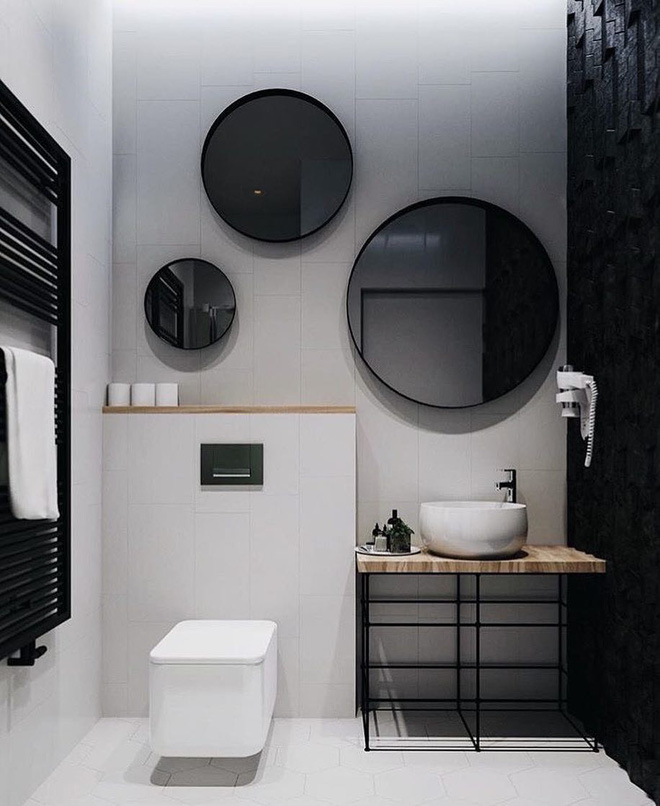 Gợi ý chọn gương hợp với phòng tắm gia đình giữa vô số mẫu gương đẹp  - Ảnh 17.