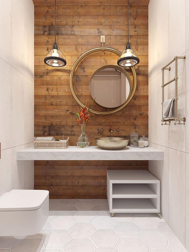Gợi ý chọn gương hợp với phòng tắm gia đình giữa vô số mẫu gương đẹp  - Ảnh 18.