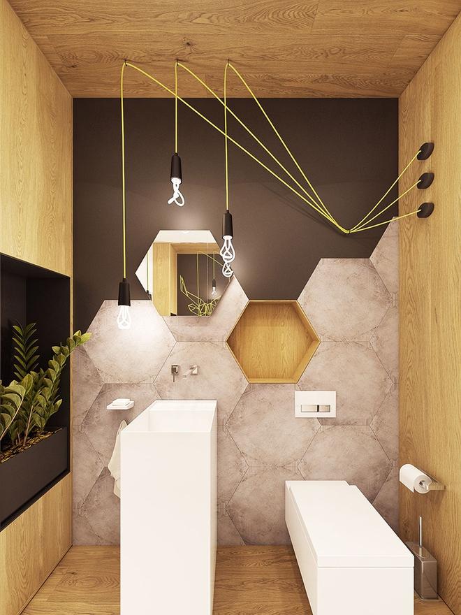 Gợi ý chọn gương hợp với phòng tắm gia đình giữa vô số mẫu gương đẹp  - Ảnh 19.
