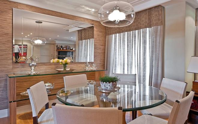 Muốn phòng ăn nhỏ nhưng vẫn thật tinh tế thì đây là lựa chọn không thể bỏ qua - Ảnh 10.