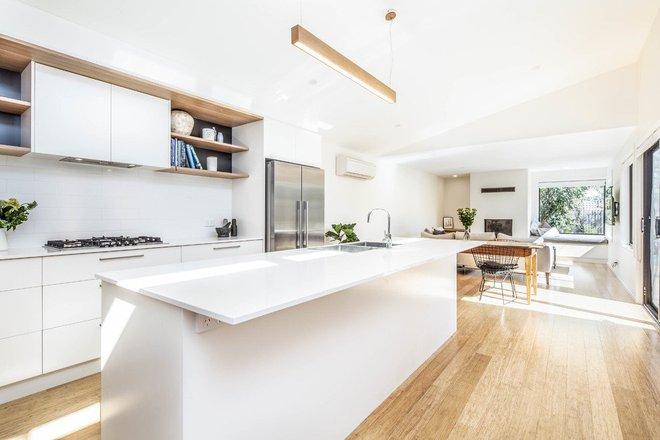Nếu lấy tính tiện dụng là tiêu chí hàng đầu thì những căn bếp này sẽ khiến bạn thấy mãn nguyện - Ảnh 2.