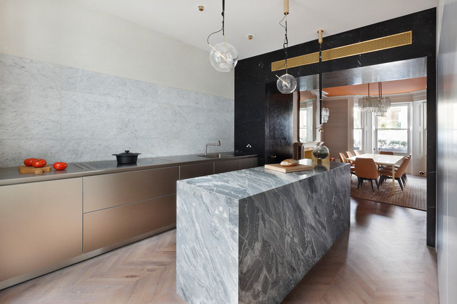 Nếu lấy tính tiện dụng là tiêu chí hàng đầu thì những căn bếp này sẽ khiến bạn thấy mãn nguyện - Ảnh 4.