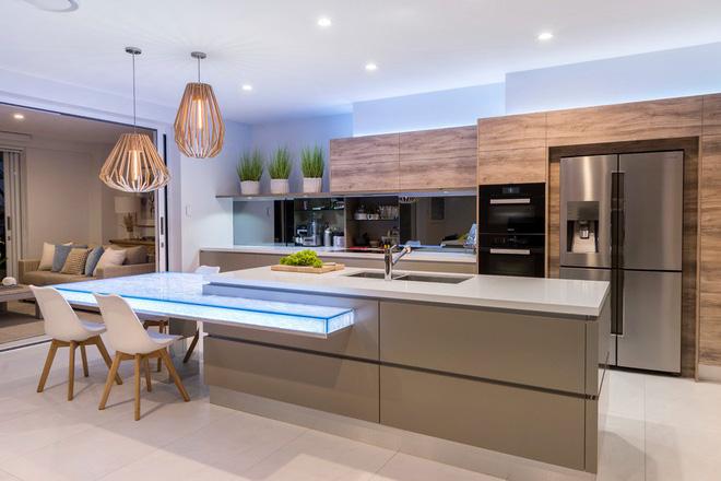 Nếu lấy tính tiện dụng là tiêu chí hàng đầu thì những căn bếp này sẽ khiến bạn thấy mãn nguyện - Ảnh 8.