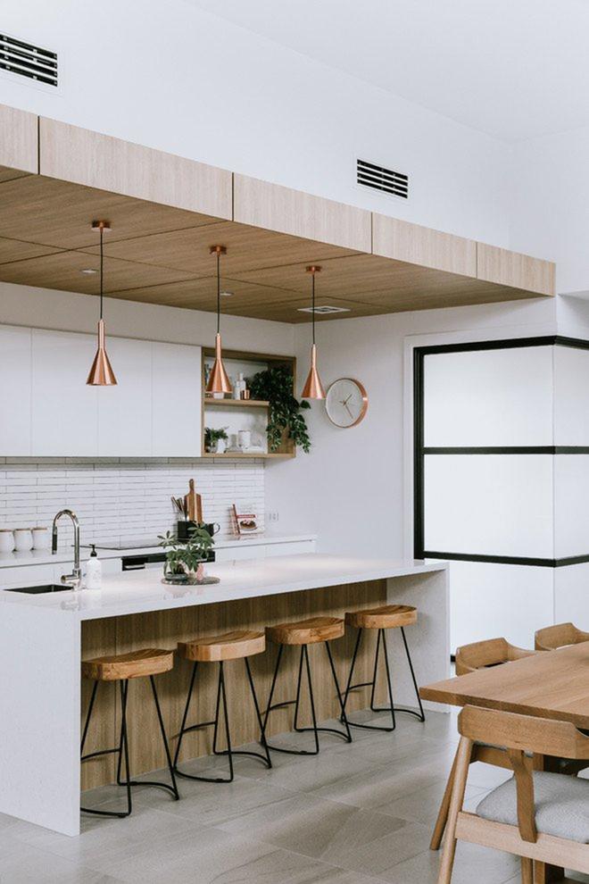 Nếu lấy tính tiện dụng là tiêu chí hàng đầu thì những căn bếp này sẽ khiến bạn thấy mãn nguyện - Ảnh 13.