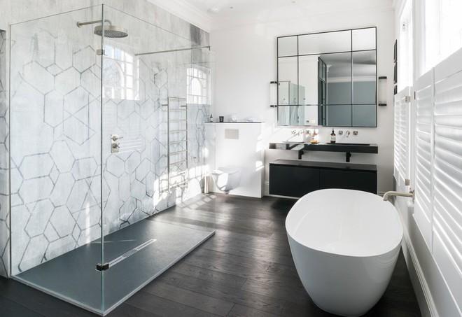 Bạn biết không, có đến 7/10 người chọn phong cách nội thất này cho nhà tắm - Ảnh 13.