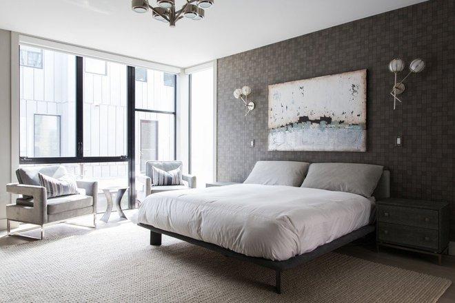 17 mẫu phòng ngủ vừa đẹp mà lại không bao giờ sợ lỗi mốt - Ảnh 4.