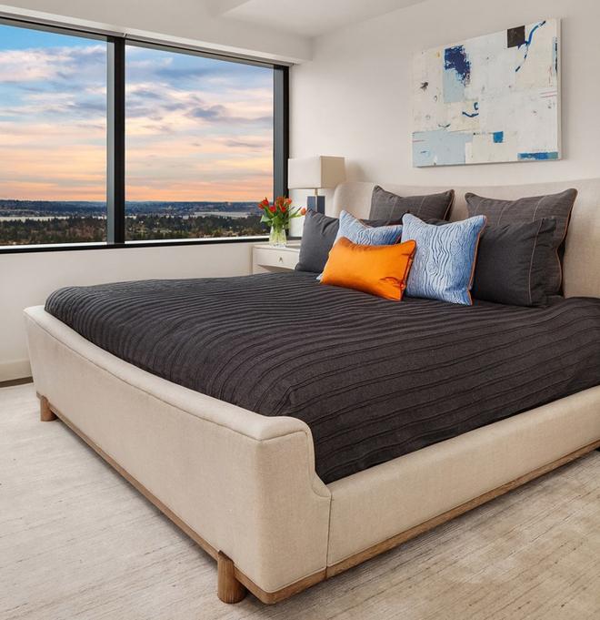 17 mẫu phòng ngủ vừa đẹp mà lại không bao giờ sợ lỗi mốt - Ảnh 5.