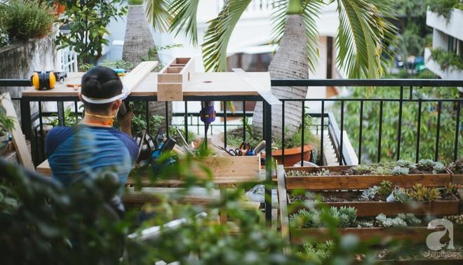 Chàng họa sĩ 9x độc thân ở Sài Gòn với thú vui làm tiểu cảnh Terrarium khiến vạn người mê - Ảnh 6.