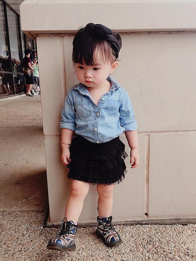 Gặp gỡ bé gái Việt mặc đẹp như fashionista khiến các mẹ trầm trồ không ngớt - Ảnh 6.