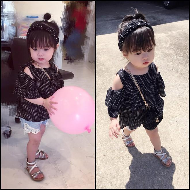 Gặp gỡ bé gái Việt mặc đẹp như fashionista khiến các mẹ trầm trồ không ngớt - Ảnh 9.