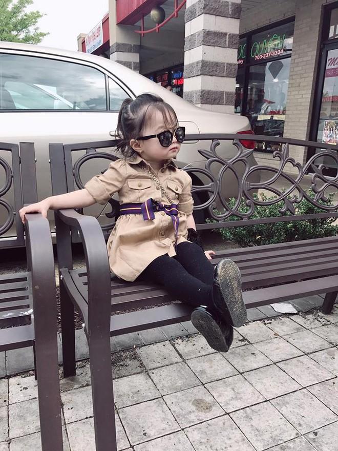 Gặp gỡ bé gái Việt mặc đẹp như fashionista khiến các mẹ trầm trồ không ngớt - Ảnh 21.