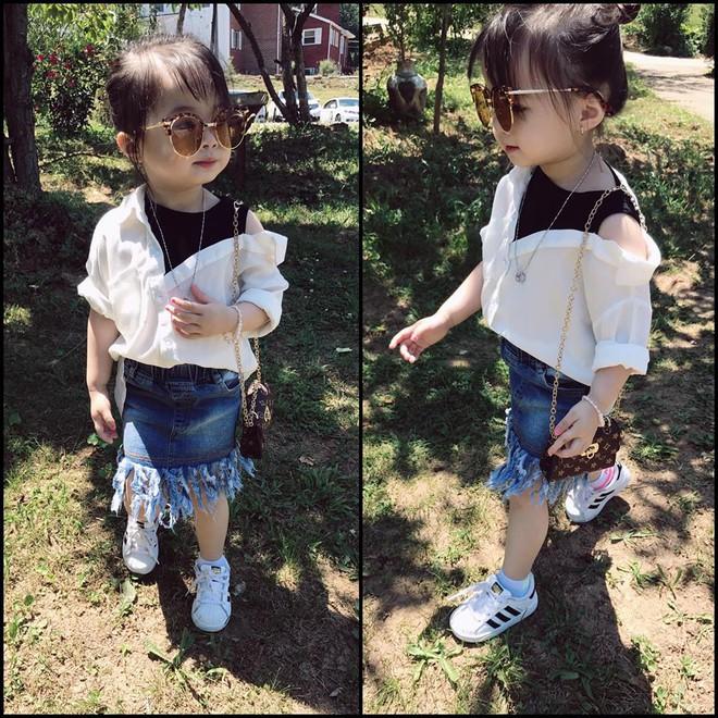 Gặp gỡ bé gái Việt mặc đẹp như fashionista khiến các mẹ trầm trồ không ngớt - Ảnh 24.