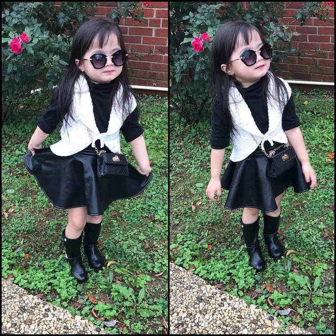 Gặp gỡ bé gái Việt mặc đẹp như fashionista khiến các mẹ trầm trồ không ngớt - Ảnh 29.