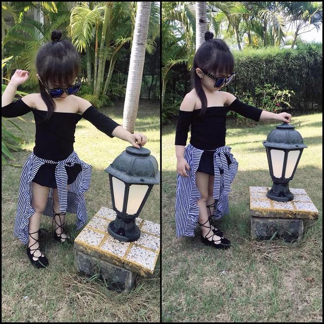 Gặp gỡ bé gái Việt mặc đẹp như fashionista khiến các mẹ trầm trồ không ngớt - Ảnh 31.