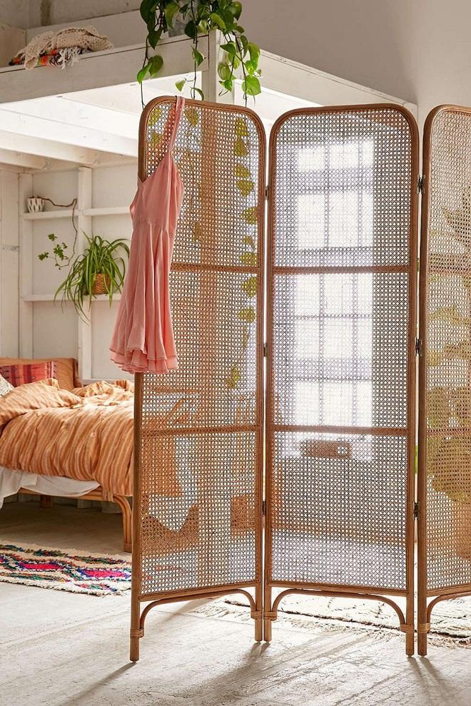 Xu hướng dùng thiết kế gỗ lưới cho nội thất trong nhà, đảm bảo đẹp không chê vào đâu được - Ảnh 6.