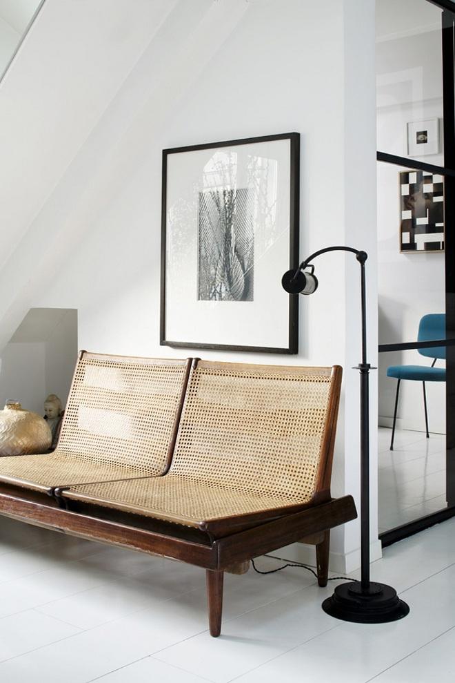Xu hướng dùng thiết kế gỗ lưới cho nội thất trong nhà, đảm bảo đẹp không chê vào đâu được - Ảnh 15.