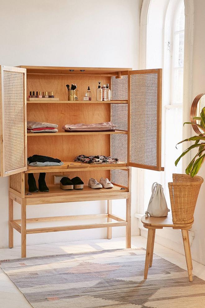 Xu hướng dùng thiết kế gỗ lưới cho nội thất trong nhà, đảm bảo đẹp không chê vào đâu được - Ảnh 18.