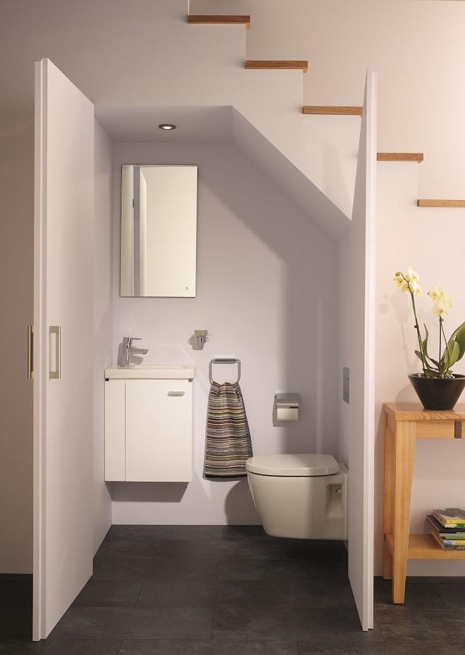 Tận dụng gầm cầu thang trong nhà thành những không gian vô cùng tiện ích - Ảnh 6.