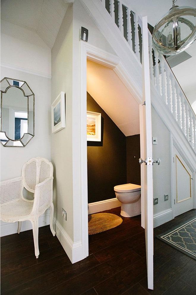 Tận dụng gầm cầu thang trong nhà thành những không gian vô cùng tiện ích - Ảnh 7.