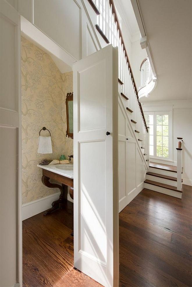 Tận dụng gầm cầu thang trong nhà thành những không gian vô cùng tiện ích - Ảnh 11.