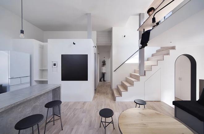 Học lỏm cách thiết kế nhà tuy đơn giản nhưng vô cùng tiện lợi của người Nhật Bản - Ảnh 1.