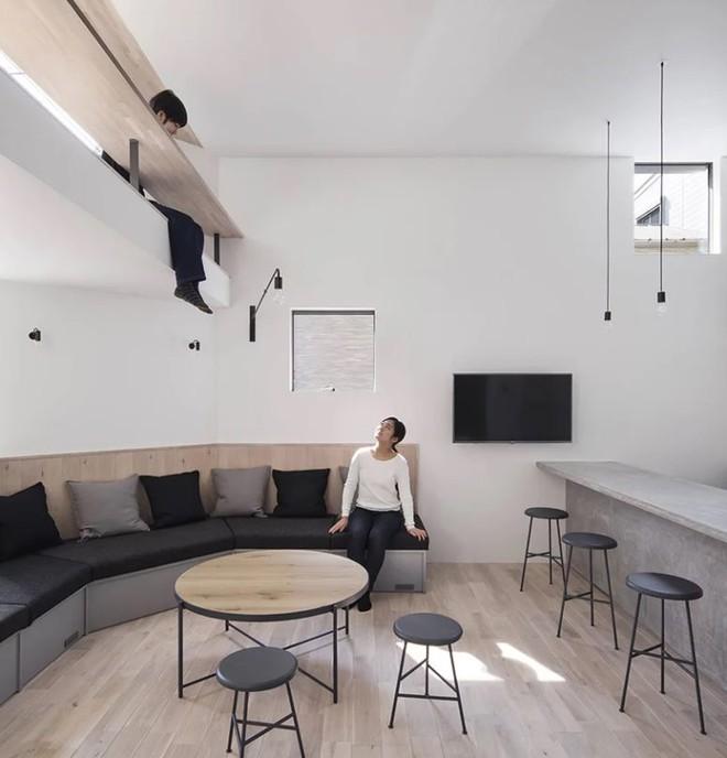 Học lỏm cách thiết kế nhà tuy đơn giản nhưng vô cùng tiện lợi của người Nhật Bản - Ảnh 4.
