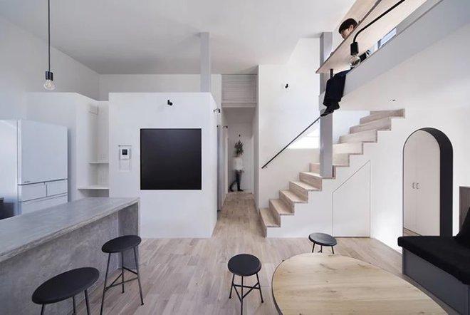 Học lỏm cách thiết kế nhà tuy đơn giản nhưng vô cùng tiện lợi của người Nhật Bản - Ảnh 5.