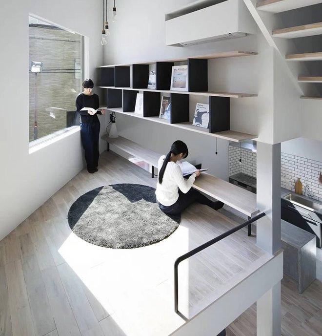 Học lỏm cách thiết kế nhà tuy đơn giản nhưng vô cùng tiện lợi của người Nhật Bản - Ảnh 7.