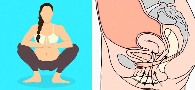 8 bài tập giúp mẹ bầu thư giãn và khỏe hơn trong suốt thai kì - Ảnh 3.
