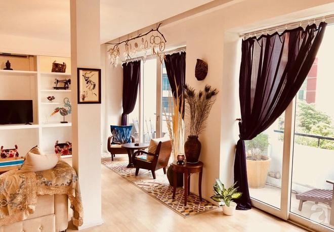 Ở giữa Quận 1 Sài Gòn có căn hộ mang phong cách vintage cực ấm cúng của cặp đôi vợ Việt chồng Tây - Ảnh 7.