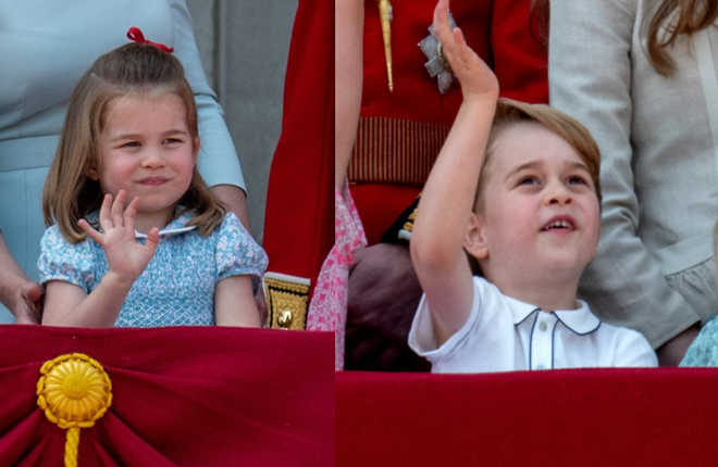 Cách công nương Kate dỗ con nín khóc trước chỗ đông người được khen hết lời - Ảnh 7.