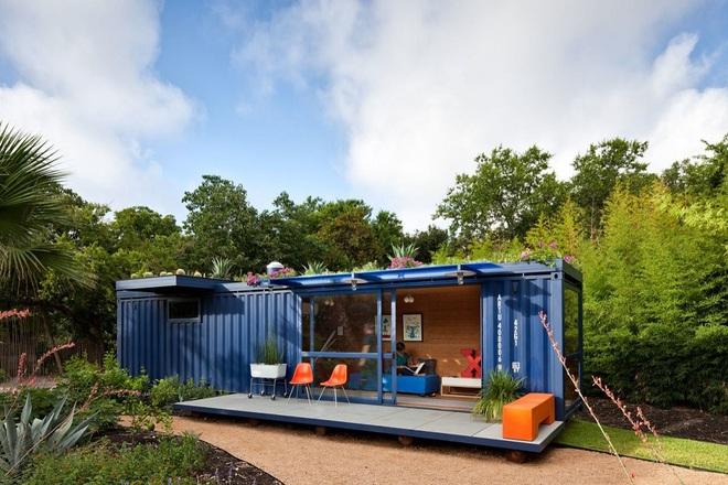 Chiêm ngưỡng 5 ngôi nhà container được giới mộ điệu đánh giá là đẹp nhất thế giới - Ảnh 7.