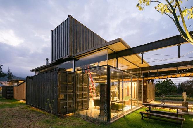 Chiêm ngưỡng 5 ngôi nhà container được giới mộ điệu đánh giá là đẹp nhất thế giới - Ảnh 13.
