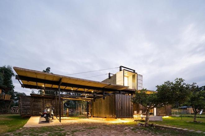 Chiêm ngưỡng 5 ngôi nhà container được giới mộ điệu đánh giá là đẹp nhất thế giới - Ảnh 14.