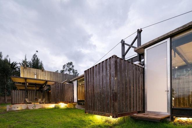 Chiêm ngưỡng 5 ngôi nhà container được giới mộ điệu đánh giá là đẹp nhất thế giới - Ảnh 15.
