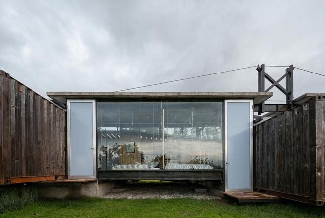 Chiêm ngưỡng 5 ngôi nhà container được giới mộ điệu đánh giá là đẹp nhất thế giới - Ảnh 16.