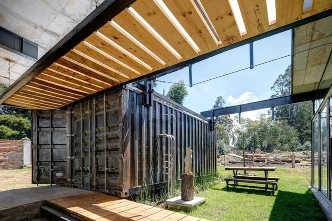 Chiêm ngưỡng 5 ngôi nhà container được giới mộ điệu đánh giá là đẹp nhất thế giới - Ảnh 19.