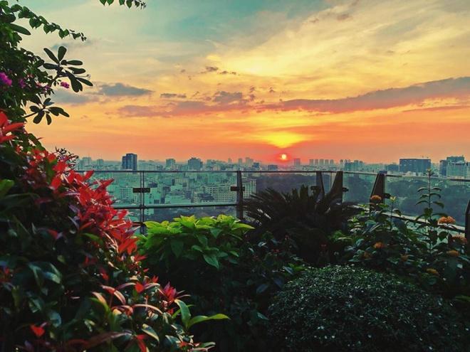 Ngắm căn hộ rộng đến 200m² và khu vườn view đẹp như trong mơ của nam ca sĩ Nathan Lee ở ngay Q1, Sài Gòn - Ảnh 6.