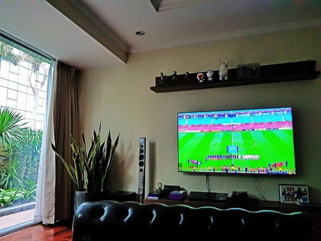 Ngắm căn hộ rộng đến 200m² và khu vườn view đẹp như trong mơ của nam ca sĩ Nathan Lee ở ngay Q1, Sài Gòn - Ảnh 15.