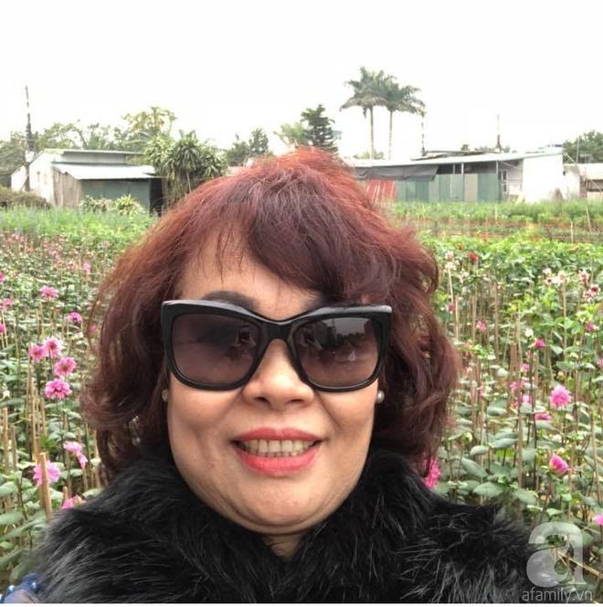 Khu vườn hoa hồng rộng 500m² với hàng trăm gốc hồng đẹp rực rỡ của người phụ nữ gốc Hà Thành - Ảnh 4.