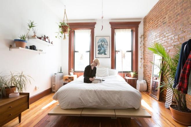Cô gái độc thân tự trang trí căn hộ 50m² đẹp không thua gì các kiến trúc sư - Ảnh 1.