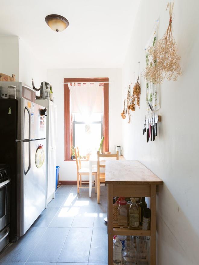 Cô gái độc thân tự trang trí căn hộ 50m² đẹp không thua gì các kiến trúc sư - Ảnh 13.