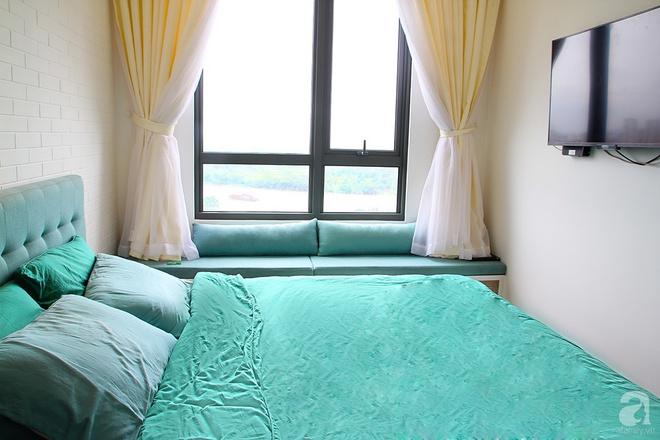 Căn hộ 73m² thoáng đãng, ngập tràn màu xanh cây cỏ ở trung tâm Sài Gòn của cô gái độc thân cá tính - Ảnh 23.